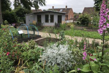 Acomb Church Garden
