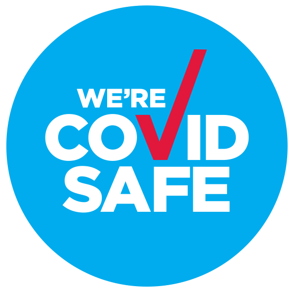 This image has an empty alt attribute; its file name is CovidSAFE-Logo.png